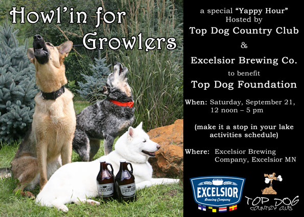 Howling For Growlers