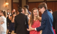 Teens dance at the Wayzata Cotillion