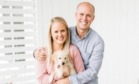 Hannah and Brady Rein, founders of Financially Engaged