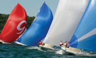 June brings the A-Scow national championships to Lake Minnetonka.