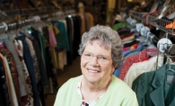 LaDonna Hoy has helped numerous lake-area families overcome poverty in the last 35 years.