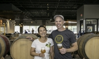 Qiuxia and Kevin Welch, co-owners of Boom Island Brewing Company, opening soon in Minnetonka