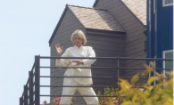 Ruth Stricker, founder of The Marsh in Minnetonka, practice Tai Chi.
