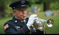 Warriors at rest: Volunteer bugler helps honor veterans