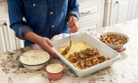 Mostly-Made casseroles