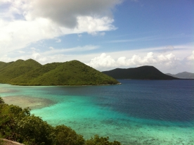 Trunk Bay, St. John's Virgin Island