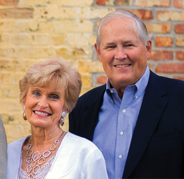 Jan and Barry Carlson