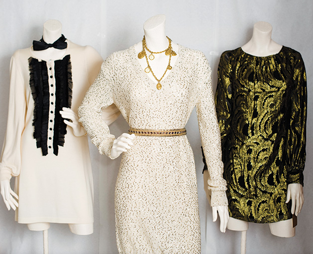 Designer clothing from Down the Rabbit Hole boutique in Excelsior