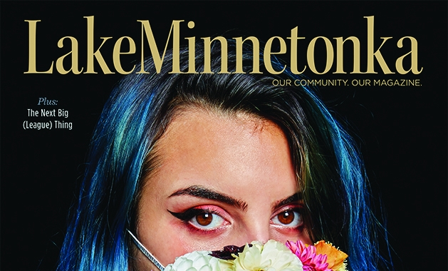 The cover of the October 2020 Lake Minnetonka Magazine.