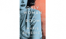 The Only Woman in the Room, a fictionalized account of Hedy Lamarr's life written by Marie Benedict