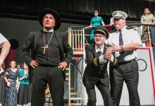"4 Community Theatre performs ""Anything Goes"""