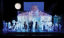 Westonka Performing Arts Center's performance of The Addams Family