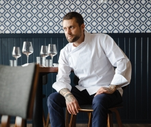 Erik Skaar, the chef behind Vann restaurant in Spring Park.