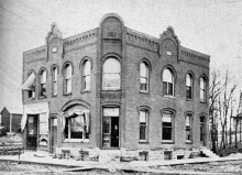 Ball's Bank Block circa 1891