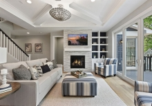 The interior of a home built by BLVd Properties, an all-female property firm based in the Lake Minnetonka area.