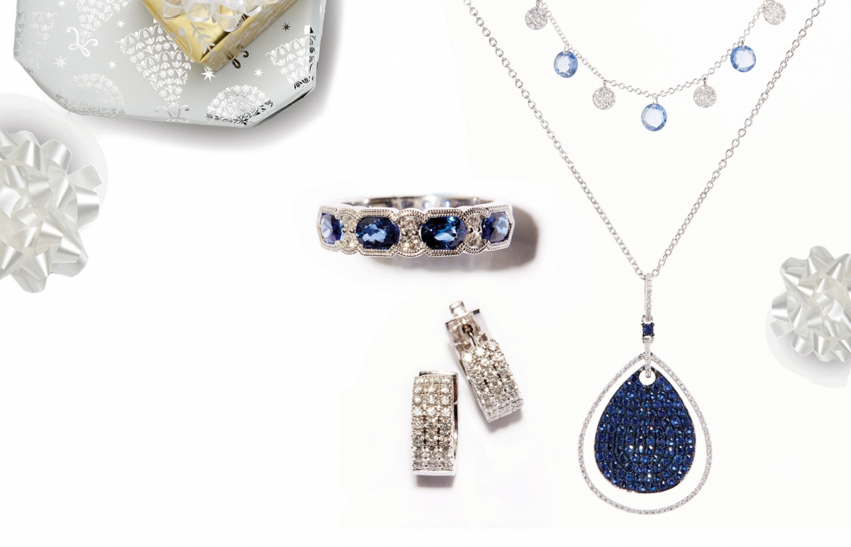 A collection of gifts from Infinity Diamond Jewelers